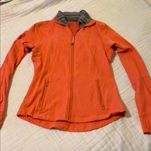 Coral Define jacket lululemon